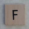 Wooden Tile F