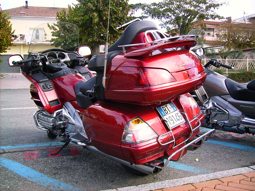 HONDA GOLDWING 1800GL photo by burgman79