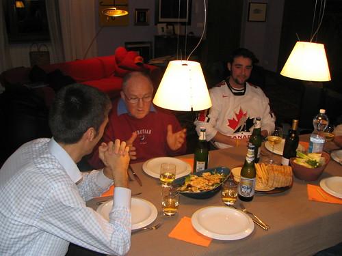 Canadian Dinner