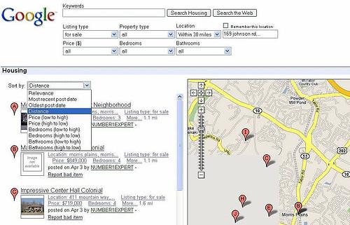 Portal Inmobiliario de Google