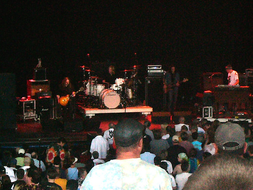 Allman Bros @ Milwaukee Summerfest (6)