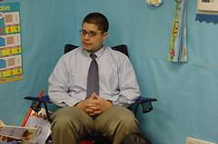 Ruben -  2nd Grade Class Visit