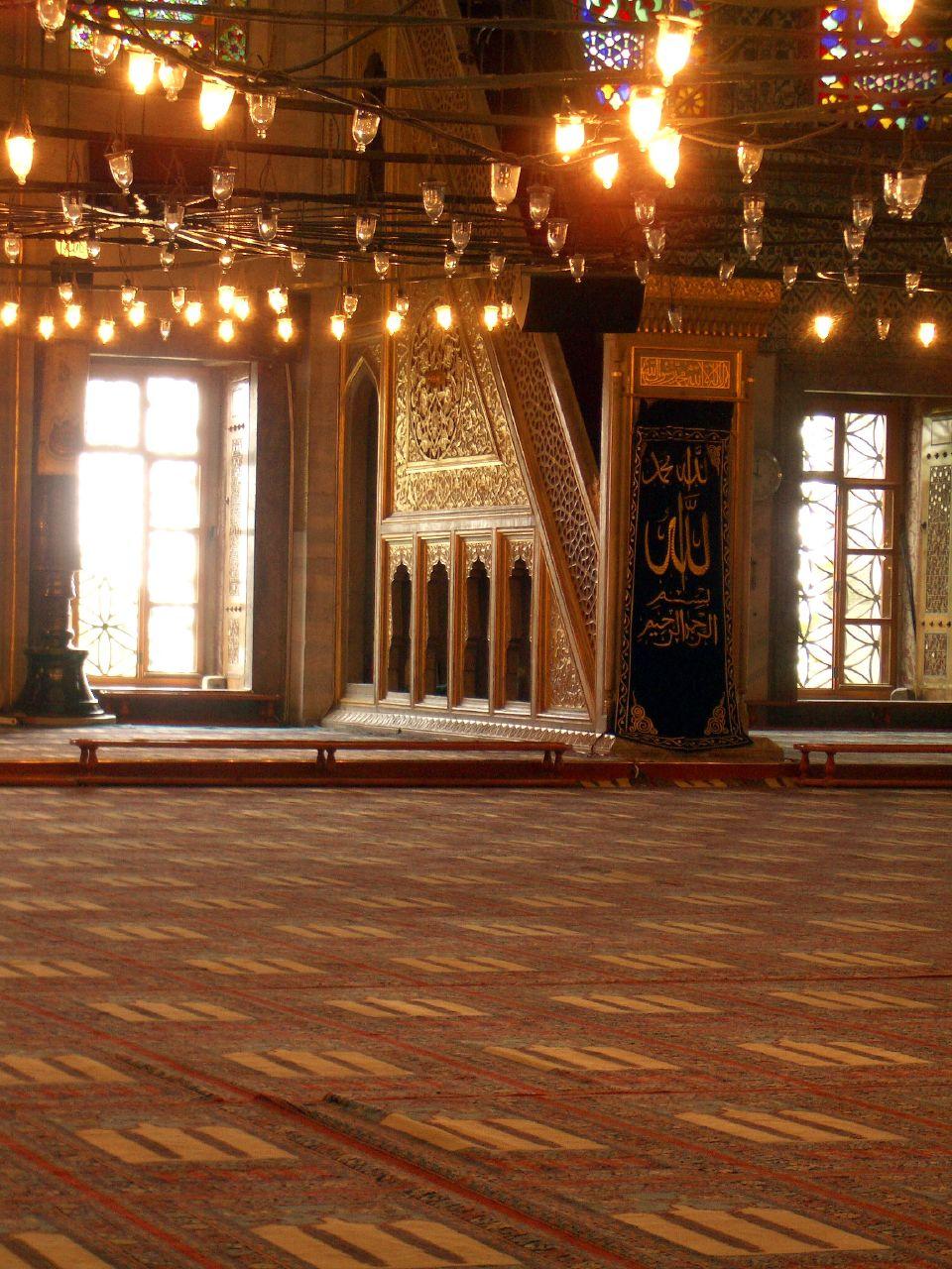 هنصلى فين النهاردة (مسجد السلطان أحمد ) بتركيا 26363642_d92960ca7e_o