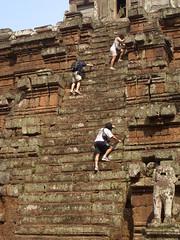 Angkor - El camino al cielo...