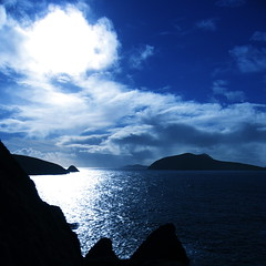 The Blaskets from Dunquin