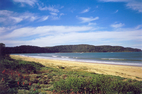 Lobster Beach from Umina Beach