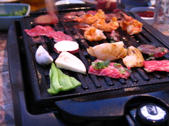 Grilling It Up At The New Otani