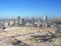 Construyendo Dubai
