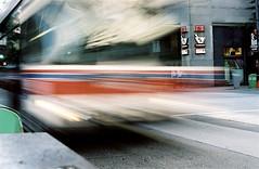Pender Street Bus