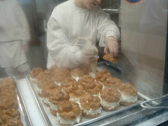 Cream Puffs @ the Fair