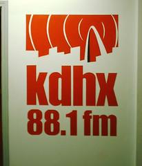 new KDHX logo