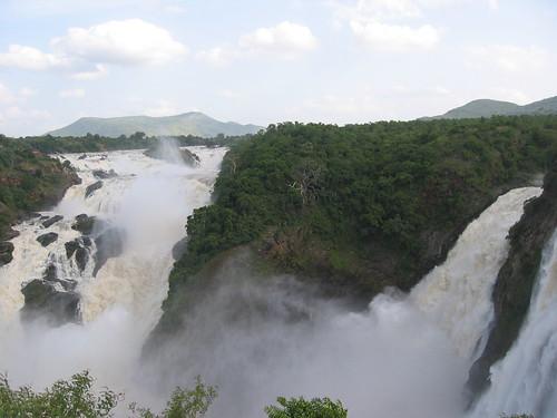 Siver cascade