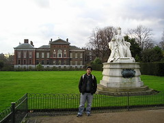 Kensington Palace, London, UK