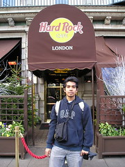 Hard Rock Cafe, London, UK