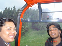 Dlm Cable Car ke Mount Pilatus, Lucerne, Switzerland