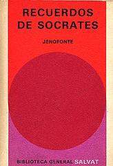 Jenofonte Recuerdos Socrates