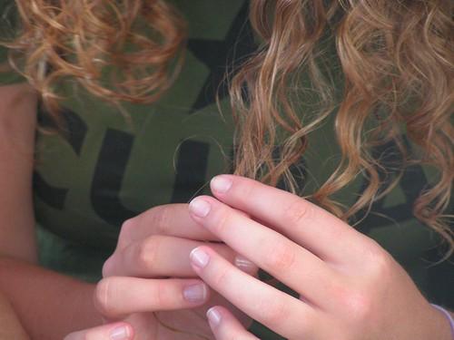 jill's hair