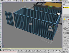 The shipping container from hell!