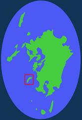 kyushu outline