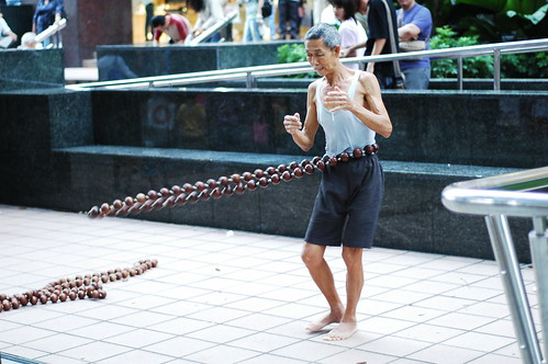 Hula-ing a giant rosary