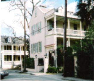 Double Porches, Charleston Houses