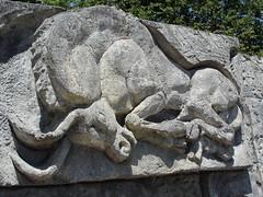Toro Statue