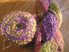 Contest yarn