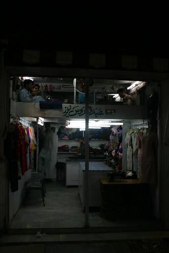 Peshawar tailors