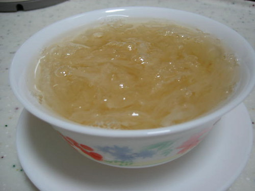 Double Boiled Birdnests Soup