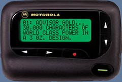 Motorola Advisor Gold