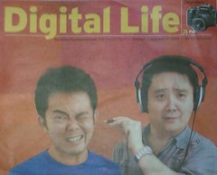 the mrbrown show on Digital Life