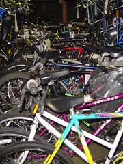 A trip to the Community Cycling Center