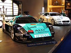 European Autoshow Brussels - Maseratis