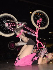 Sprockettes at Rollery Derby
