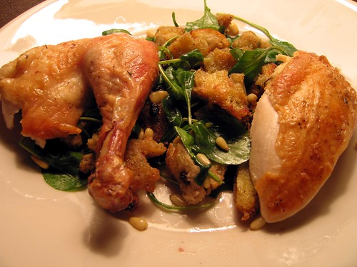 Zuni Cafe's Roasted Chicken + Bread Salad Recipes — Dishmaps