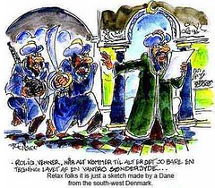 Danish Mohammed Cartoon