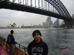 Sewaktu Harbour Cruise, Sydney, Australia