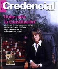 Laura Restrepo en Credencial