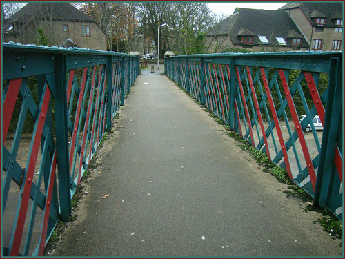 Waterloo Street Footbridge