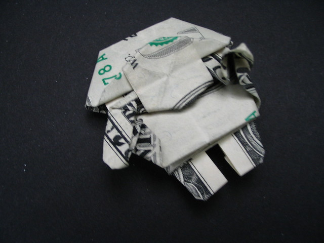 MAKE ORIGAMI STAR WAR « EMBROIDERY & ORIGAMI - photo#27