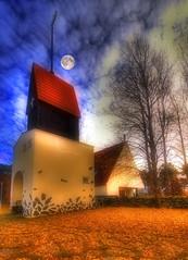 village church photo by Henri Bonell