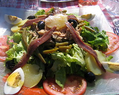 salade nicoise photo by jenny downing