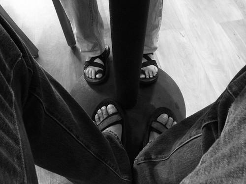 feet (by 小帽(Hat))