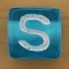 Bead Letter S