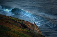 Storm Surf: Of Man and Nature photo by gcquinn
