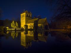 St. Batholemew's Reflections photo by Damian_Ward