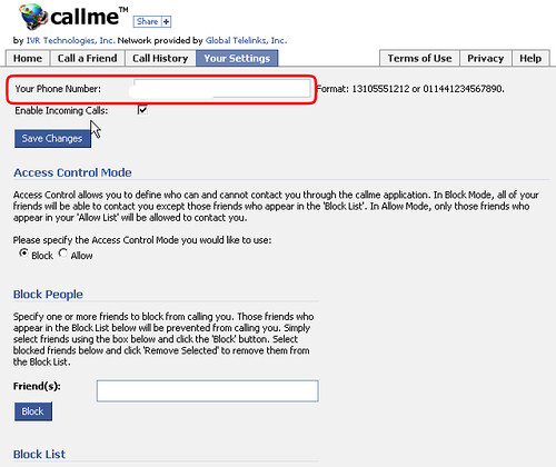Callme_Setting_in_Facebook