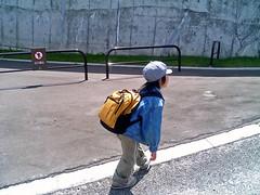 水道記念館-子供