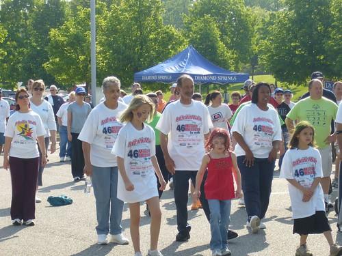 Fredericksburg Arthritis Walk