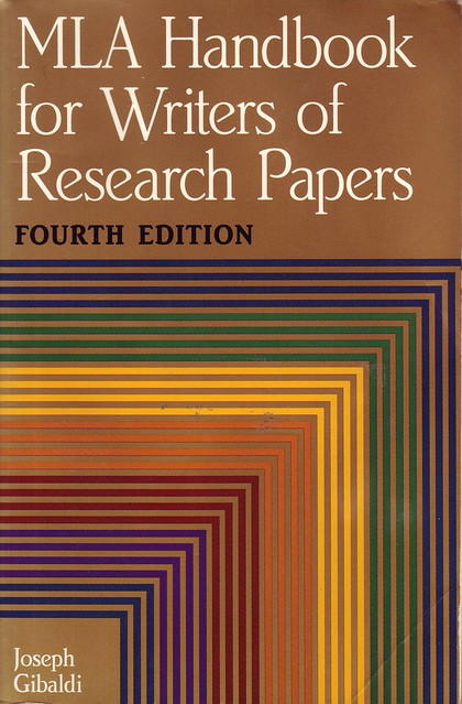 style guides for writing research papers